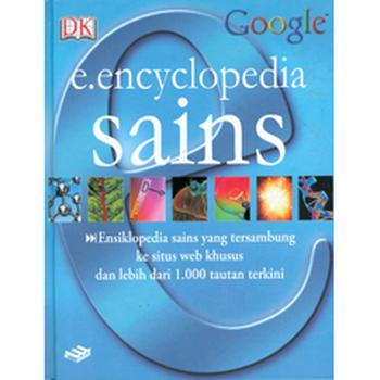 E.ENCYCLOPEDIA SAINS