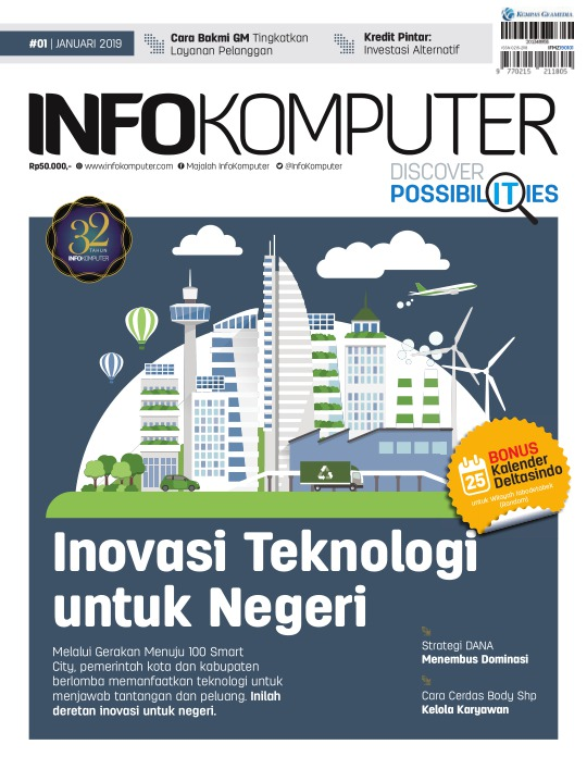 TABLOID INFOKOMPUTER